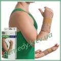 Бандаж на лучезапястный сустав с ребром жесткости