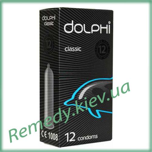 Презервативы Dolphi Классические, 12 шт.