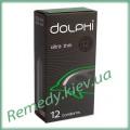 Презервативы Dolphi Ультра тонкие, 12 шт.