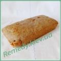 Хлеб из зеленой гречки без глютена, за 100 грамм