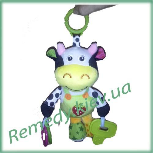 Коровка с ключиком игрушка для деток