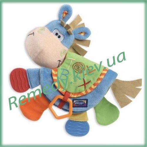 Книга - игрушка Ослик для малышей