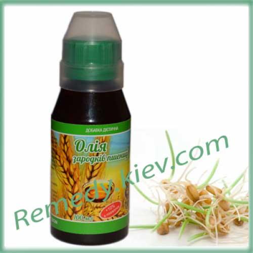 Зародыш пшеницы масло