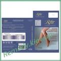 Гольфы (мод. 18) женские, Rxfit с усиленной компрессией 20 мм. рт. ст.