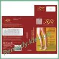 Колготки (мод. 203) Rxfit сильной компрессии 25-30 мм. рт. ст. 3 клас