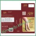 Чулки (мод. 205) Rxfit с сильной компрессией 25-35 мм. рт. ст. силиконовая резинка