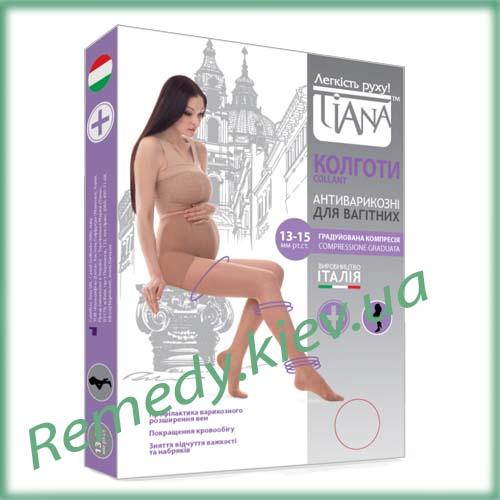 Колготы Tiana, тип 820 / 825, для беременных