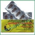 Пихтиоловые цилиндры с чистотелом, 10 шт. Фитомаг