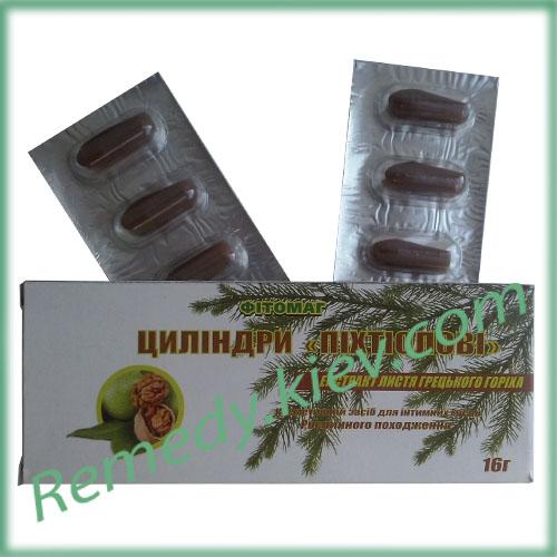 Пихтиоловые с листом ореха