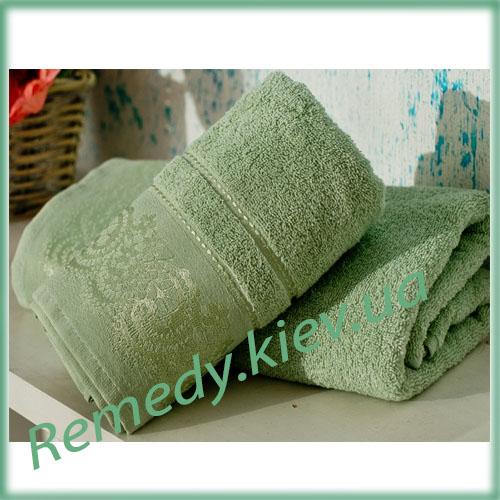 Полотенце махровое с натурального хлопка