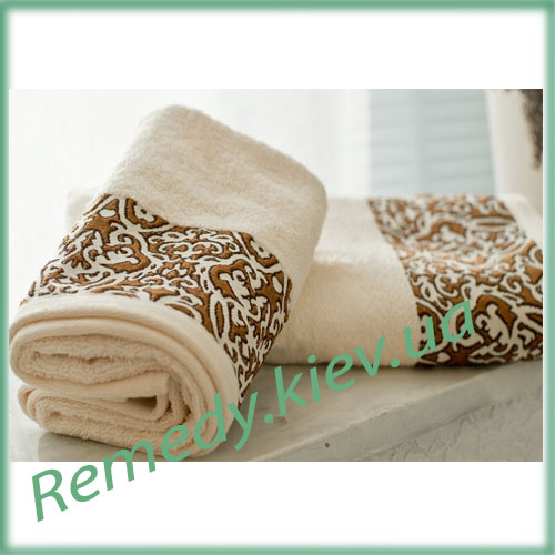 Полотенце махровое с бамбукового волокна