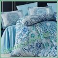 Комплект постельного белья Monte Carlo mavi Sat-111 SoundSleep Евро