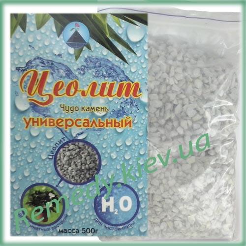 Цеолит для очистки и фильтрации воды