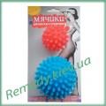 Набор массажных мячиков-эспандеров с шипами